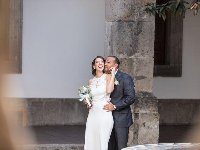 La boda de Alejandro y Patricia en Guadalajara, Jalisco 18