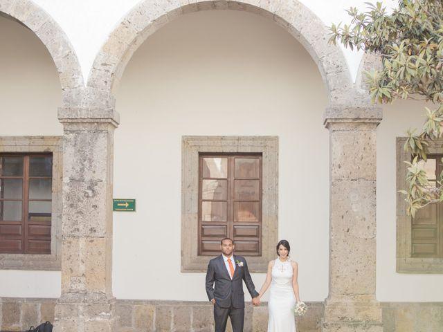 La boda de Alejandro y Patricia en Guadalajara, Jalisco 19