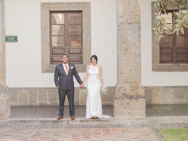 La boda de Alejandro y Patricia en Guadalajara, Jalisco 20