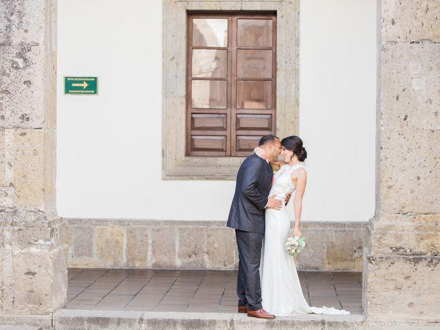 La boda de Alejandro y Patricia en Guadalajara, Jalisco 1