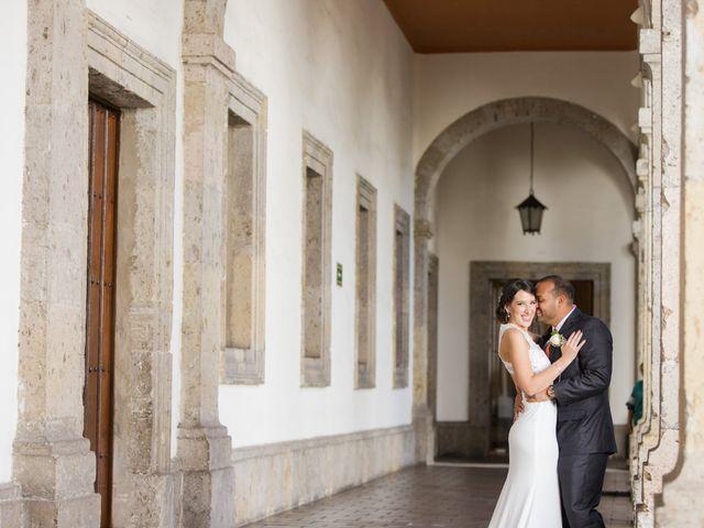 La boda de Alejandro y Patricia en Guadalajara, Jalisco 23