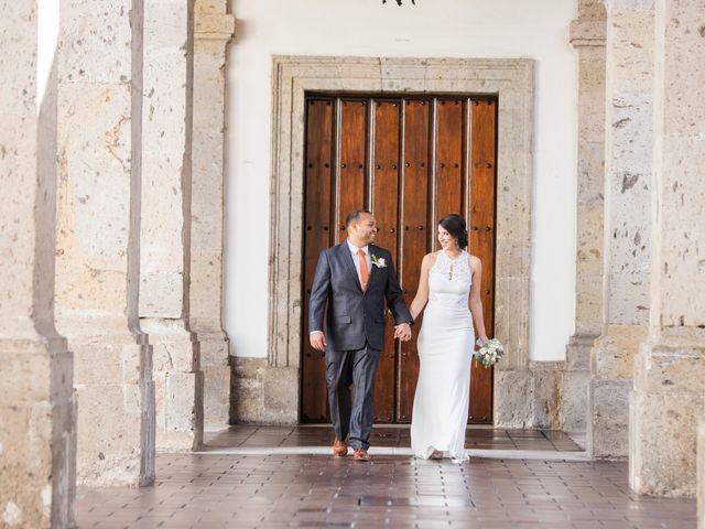 La boda de Alejandro y Patricia en Guadalajara, Jalisco 24