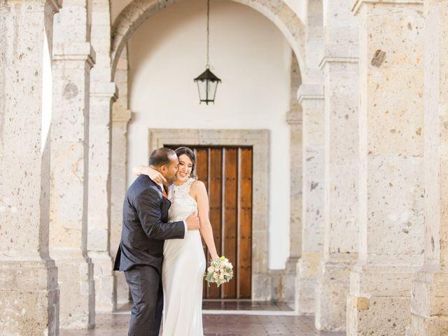 La boda de Alejandro y Patricia en Guadalajara, Jalisco 25