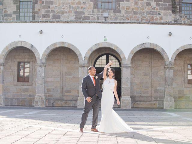 La boda de Alejandro y Patricia en Guadalajara, Jalisco 26