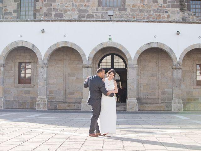 La boda de Alejandro y Patricia en Guadalajara, Jalisco 27