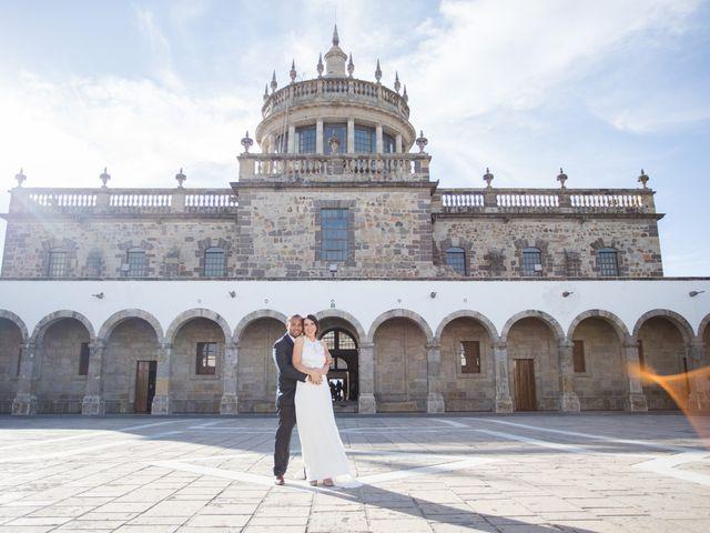 La boda de Alejandro y Patricia en Guadalajara, Jalisco 28