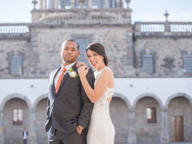 La boda de Alejandro y Patricia en Guadalajara, Jalisco 29