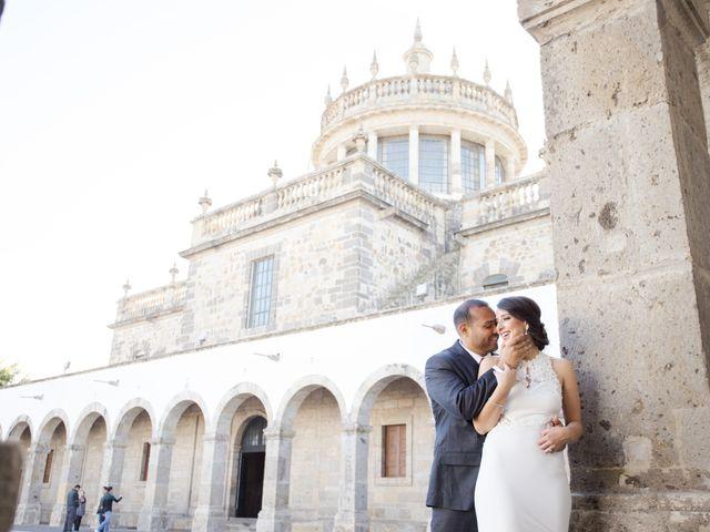 La boda de Alejandro y Patricia en Guadalajara, Jalisco 32