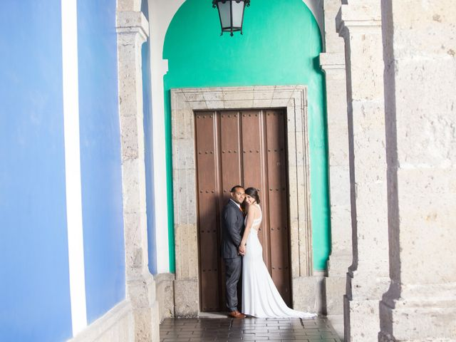La boda de Alejandro y Patricia en Guadalajara, Jalisco 2