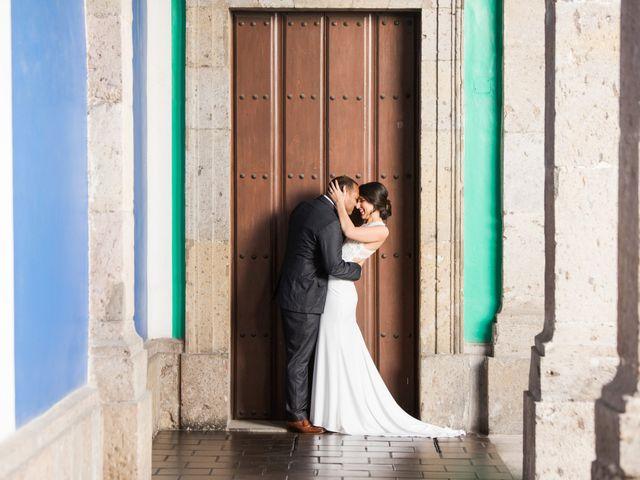 La boda de Alejandro y Patricia en Guadalajara, Jalisco 33
