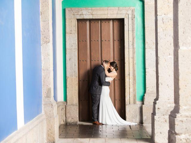 La boda de Alejandro y Patricia en Guadalajara, Jalisco 34