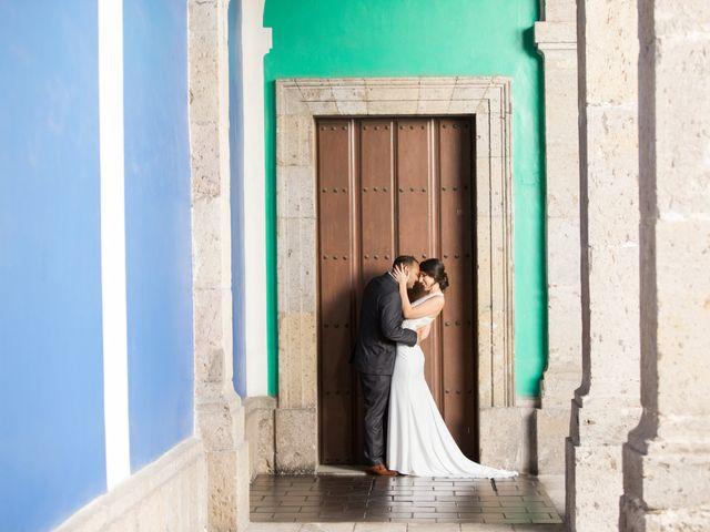 La boda de Alejandro y Patricia en Guadalajara, Jalisco 35