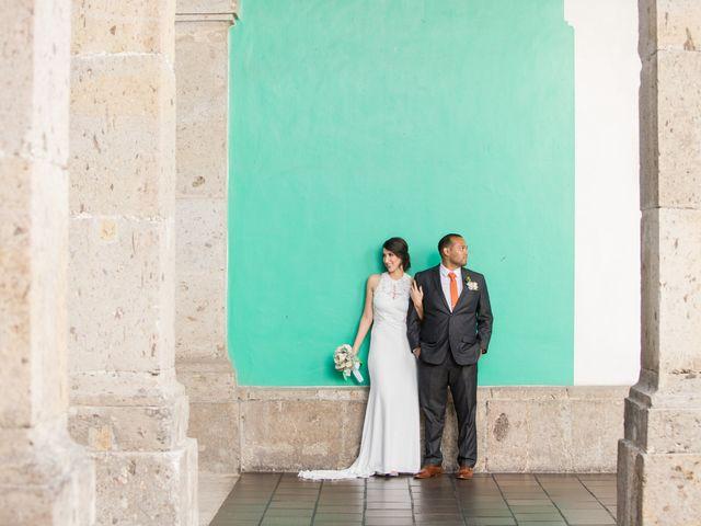 La boda de Alejandro y Patricia en Guadalajara, Jalisco 36