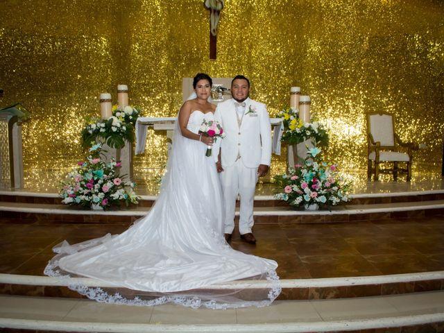 La boda de Clarisa y Mauricio