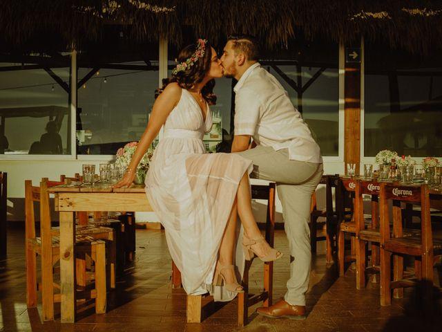La boda de Pamela y Edgar