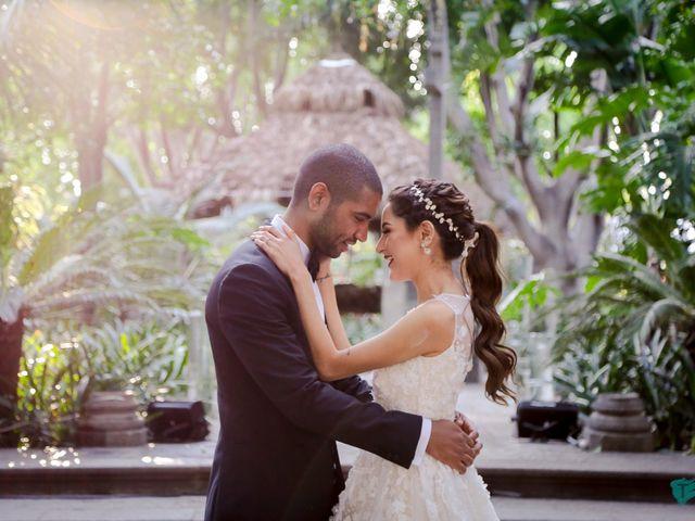 La boda de Sarah y Adam