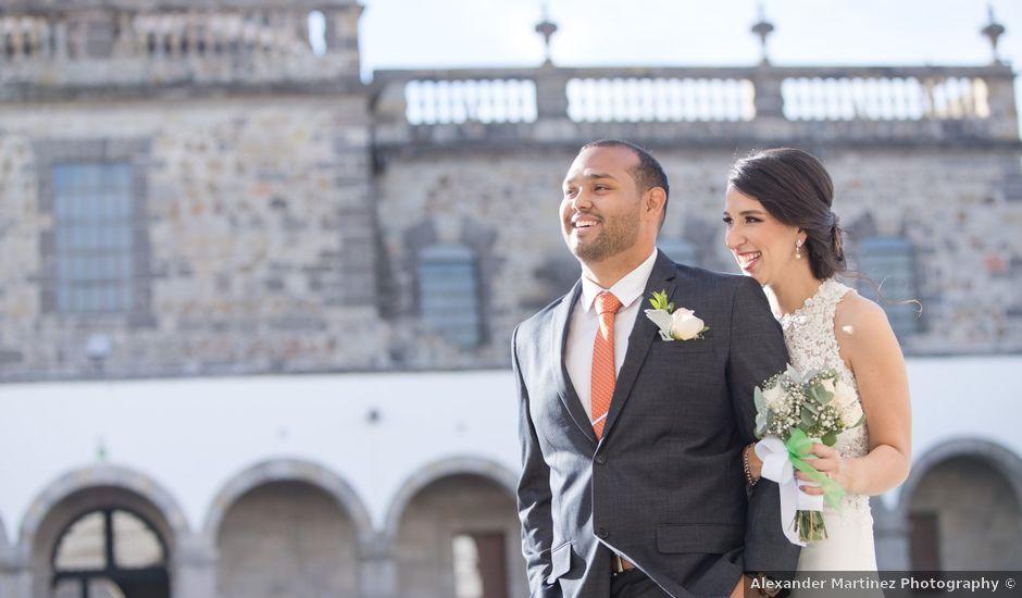 La boda de Alejandro y Patricia en Guadalajara, Jalisco