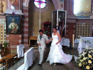 La boda de Abigail Ulloa y Alejandro Roche 2