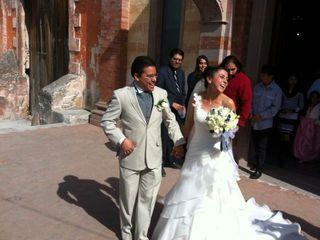 La boda de Abigail Ulloa y Alejandro Roche 3