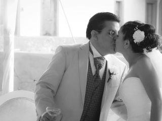 La boda de Abigail Ulloa y Alejandro Roche