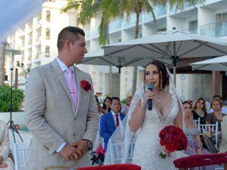 La boda de Itzel y Osvaldo 1