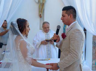 La boda de Itzel y Osvaldo 2