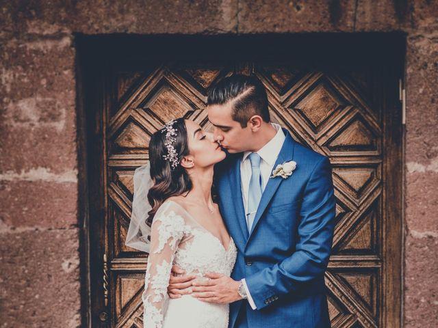 La boda de Priscilla y Arturo