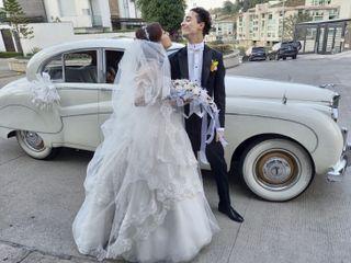 La boda de Soni y Óscar