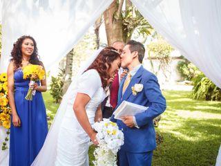 La boda de Sindia y Eduardo 1