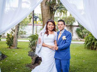 La boda de Sindia y Eduardo