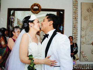 La boda de Saul y Natalie