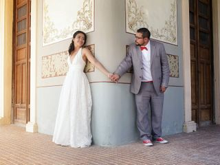 La boda de Daniela y Alvaro