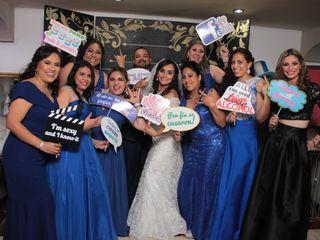 La boda de Raquel  y Antonio  1