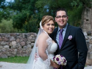 La boda de Ariana y Héctor