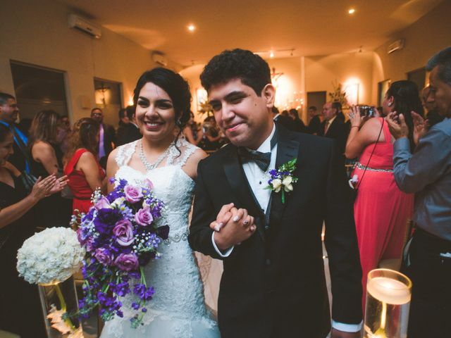 La boda de Cassandra y Alexis