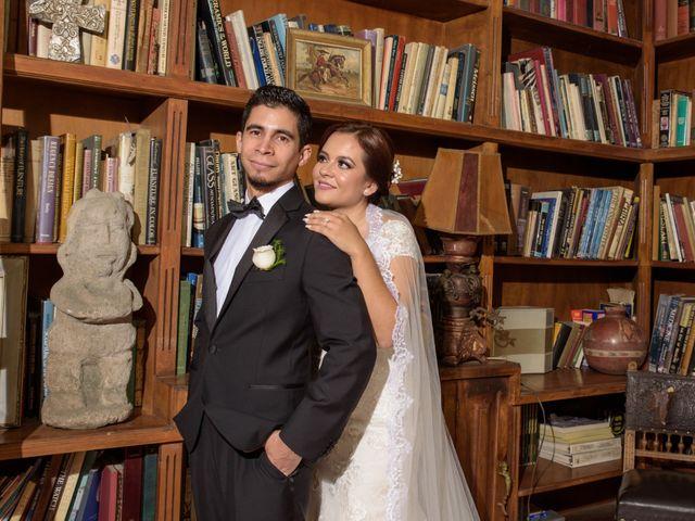 La boda de Mayela y Alan