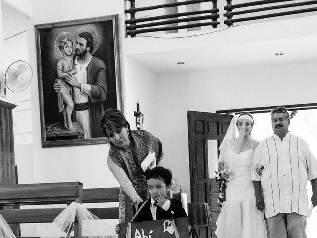 La boda de Natalie y Saul en Puerto Morelos, Quintana Roo 4