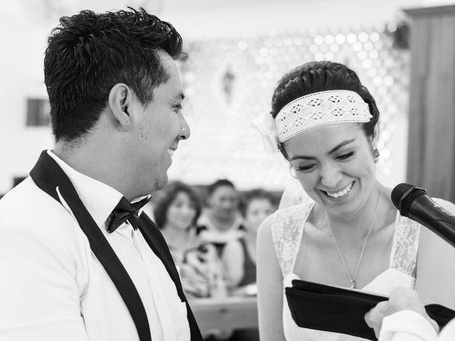 La boda de Natalie y Saul en Puerto Morelos, Quintana Roo 1