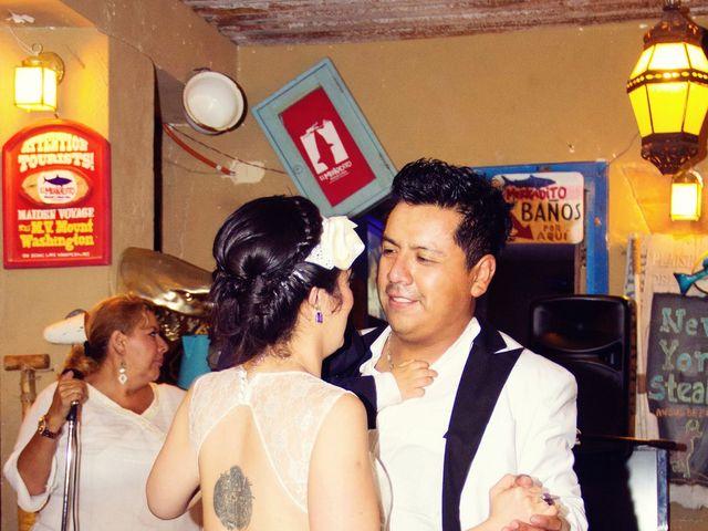 La boda de Natalie y Saul en Puerto Morelos, Quintana Roo 5