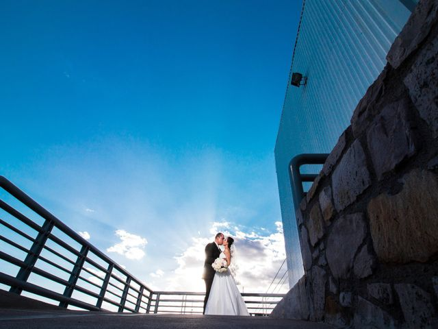 La boda de Silvia y Daniel