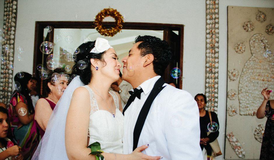 La boda de Natalie y Saul en Puerto Morelos, Quintana Roo