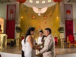 La boda de Isis y Juan 3