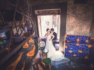 La boda de Claribel y Ricardo