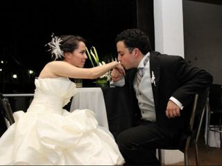 La boda de Miriam y Rodrigo