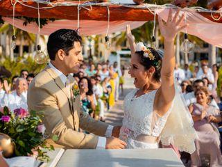 La boda de Liz y Omar