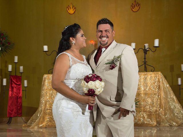 La boda de Isis y Juan