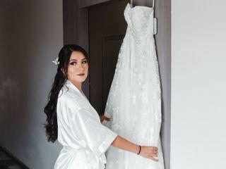 La boda de Andrea y Enrique 1