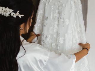 La boda de Andrea y Enrique 3