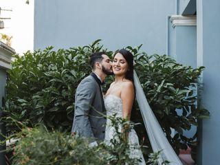 La boda de Andrea y Enrique