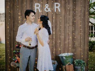 La boda de Rubí y Fer  1